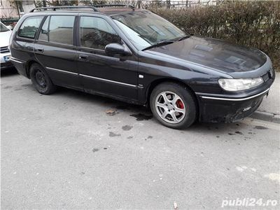 second-hand Peugeot 406
