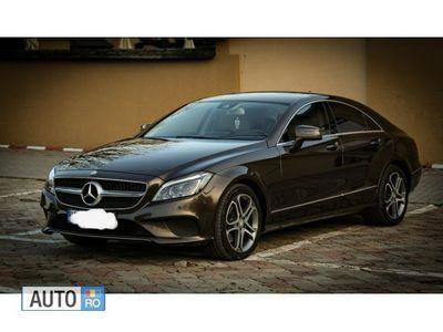 second-hand Mercedes CLS250 10.1.12