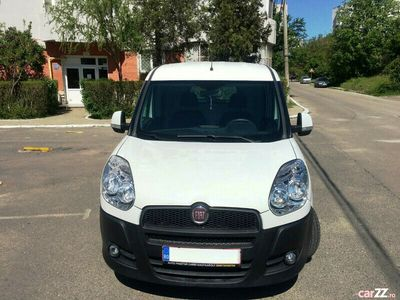 second-hand Fiat Doblò MAXI an 2014,aer cond,geam el,stare ff buna