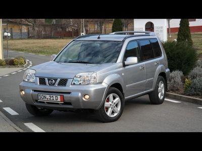 second-hand Nissan X-Trail 4x4 decuplabil - an 2006, 2.2 Dci (Diesel)