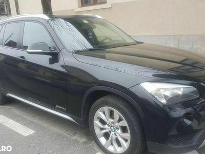 second-hand BMW X1 sDrive18d