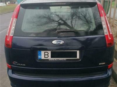second-hand Ford C-MAX GHIA