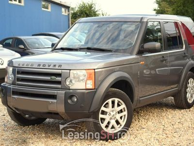 used Land Rover Discovery 2007 - POSIBILITATE RATE