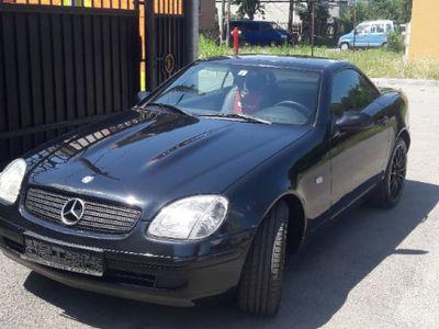 second-hand Mercedes SLK200