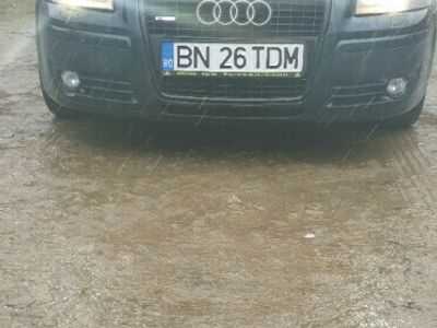 second-hand Audi A3 s-line