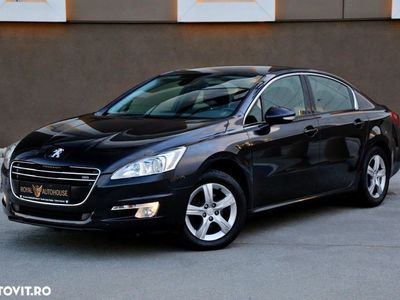 second-hand Peugeot 508 MK2