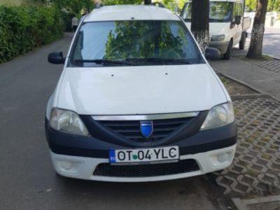 used Dacia Logan MCV gpl