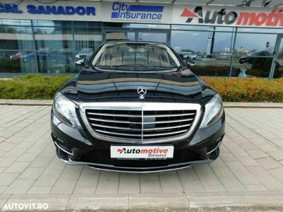 second-hand Mercedes S500