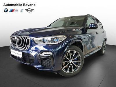 second-hand BMW X5 XDRIVE 40D