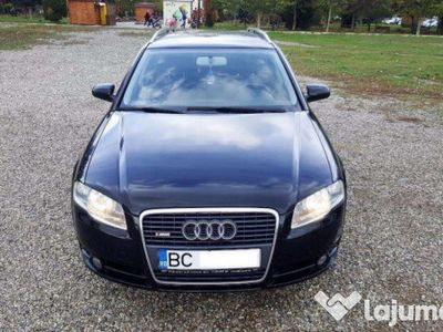 second-hand Audi A4 B7 - S line - 170 cp - inmatriculat recent RO