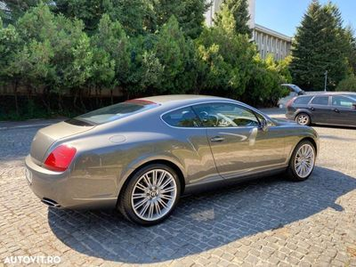 second-hand Bentley Continental GTC