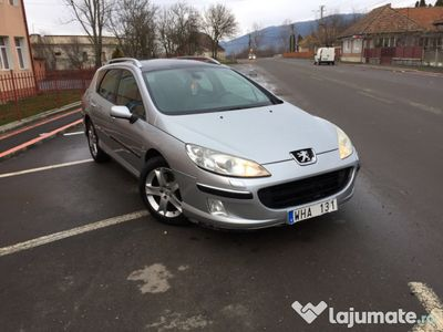 second-hand Peugeot 407 variante