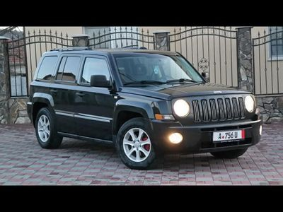 second-hand Jeep Patriot 4x4 - an 2010, 2.0 (Motor Vw)