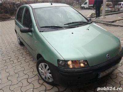 second-hand Fiat Punto impecabil, 2002