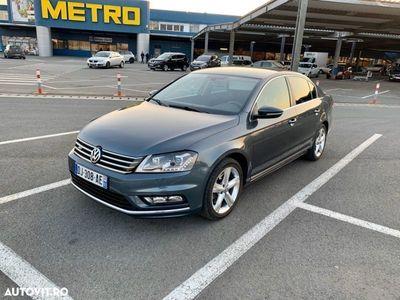 second-hand VW Passat