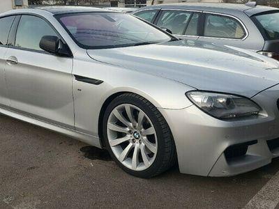 second-hand BMW 640 d Volan Dreapta