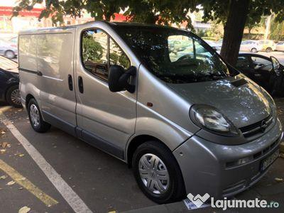 used Opel Vivaro 1.9