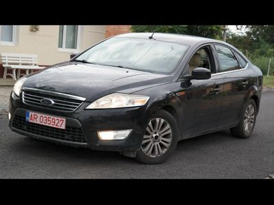 second-hand Ford Mondeo Ghia