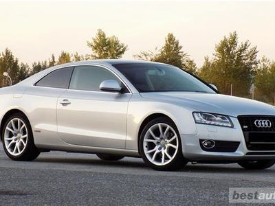 second-hand Audi A5 Coupe An 2010 2.0 TDI S-Line