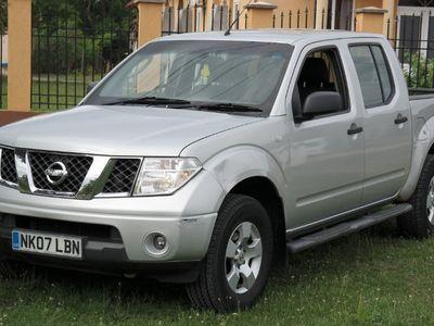 second-hand Nissan Navara 4X4 - an 2007, 2.5 Dci (Diesel)
