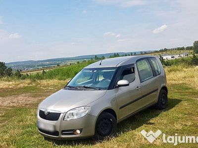 second-hand Skoda Roomster 2009