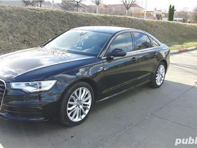 second-hand Audi A6 s-line
