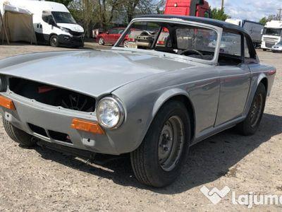 second-hand Triumph TR6