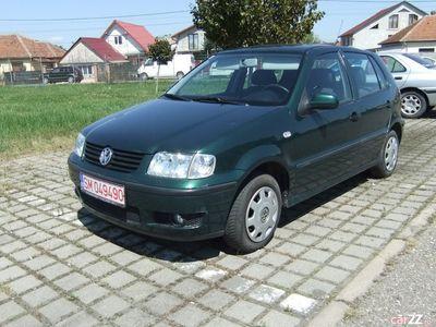 second-hand VW Polo 2001 1.4MPI Euro 4