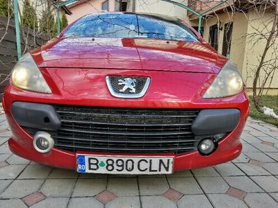 second-hand Peugeot 307 1.6HDI 90CP Euro4 (fara DPF din fabrica)