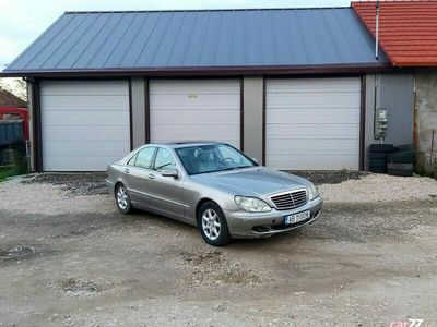 second-hand Mercedes S320 Cdi 2004 Euro4