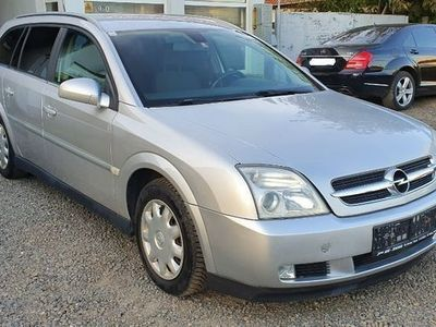 second-hand Opel Vectra C