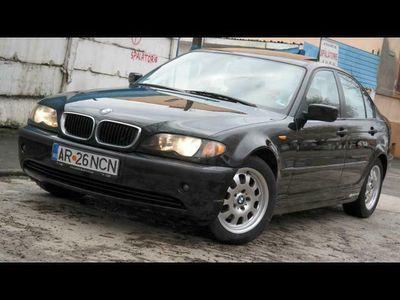 second-hand BMW 318 E46 i / 320i Facelift - an 2004, 2.0i (Benzina)