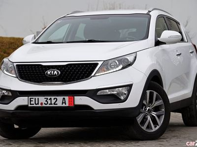 second-hand Kia Sportage 2015