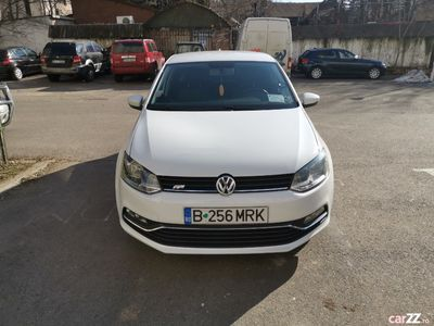 second-hand VW Polo Comfortline 1.2 TSI BMT, 90cp, Euro 6