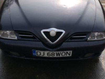 second-hand Alfa Romeo 166 2.4 JTD