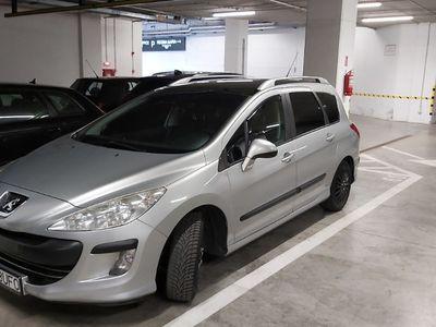 second-hand Peugeot 308 SW, 1.6 Diesel, 92 CP din 2011