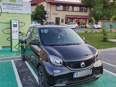 second-hand Smart ForFour EQ