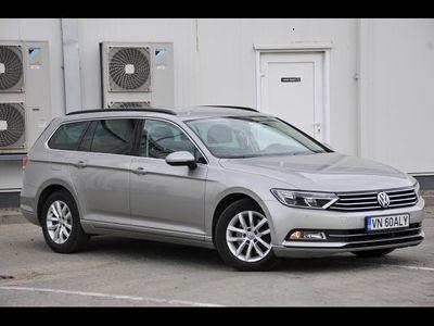 second-hand VW Passat B8 BlueMotion