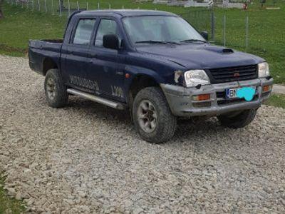 used Mitsubishi L200 an 1998 2.5 tdi fara rugina volan stanga