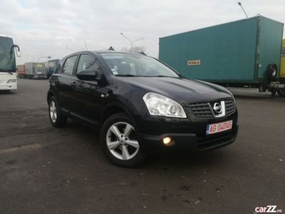 second-hand Nissan Qashqai 1.5dci 106cp