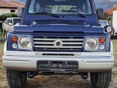 second-hand Suzuki Samurai Special Edition