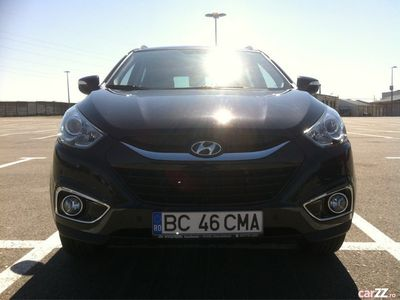 second-hand Hyundai ix35 in garantie