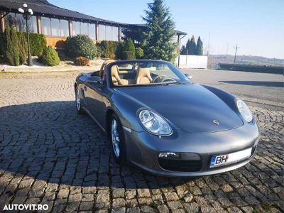 second-hand Porsche Boxster Standard