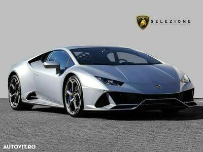 second-hand Lamborghini Huracán