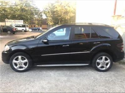 second-hand Mercedes ML320 Clasa ML