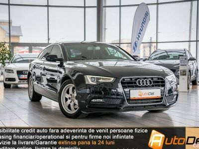 second-hand Audi A5 Sportback 2.0TDI Multitronic