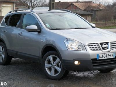 second-hand Nissan Qashqai - an 2010, 1.5 Dci (Diesel)