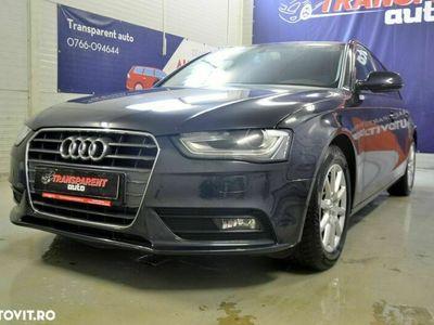 second-hand Audi A4 2015 Manuală, motor Diesel 136 CP, 144.942 km, Combi