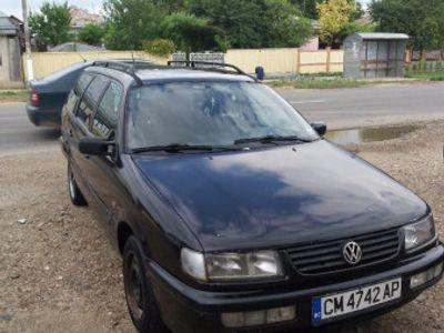 second-hand VW Passat 1995 B3