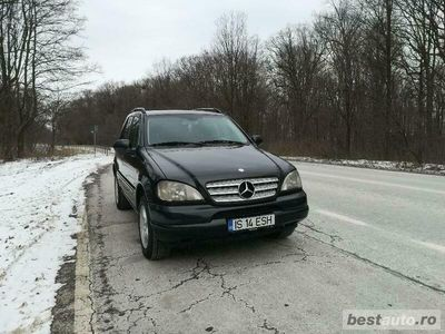 second-hand Mercedes ML270 Clasa ML